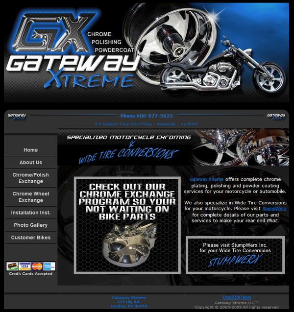 Custom Chrome Plating | StumpWerx Inc